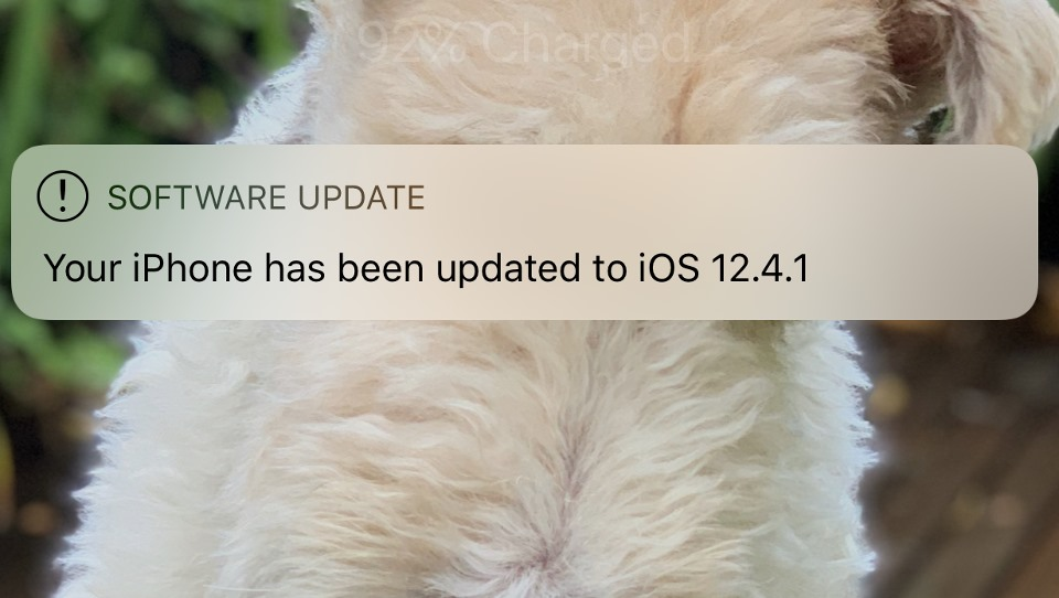 , Apple's latest Release iOS 12.4.1,  Addresses Shock Security Flaw: Here's everything you Need To Know
