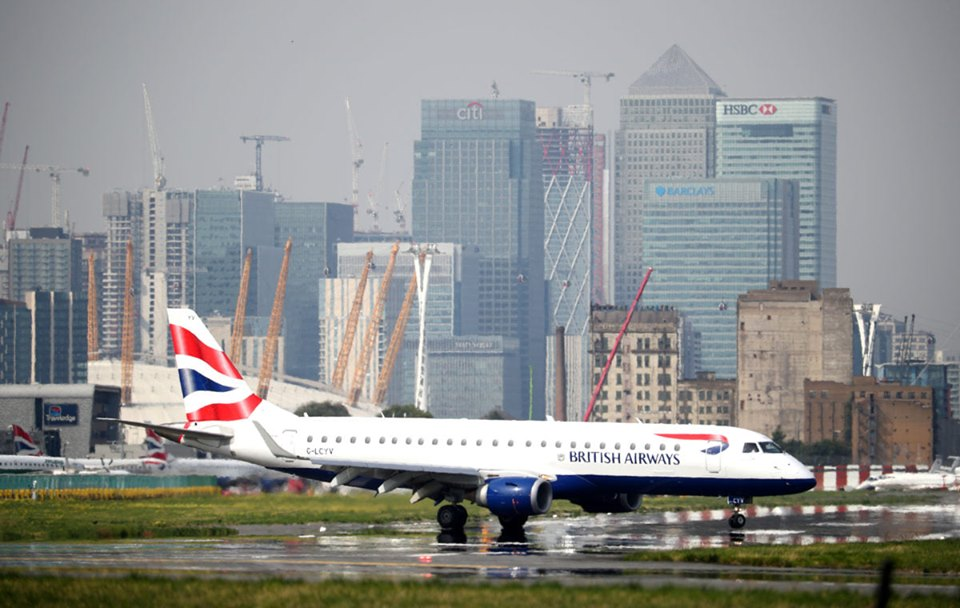 , British Airways Grounds Nearly All Flights due to Pilots Strike