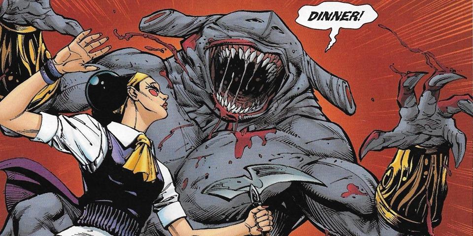 Steve Agee Steps Inside James Gunn's Suicide Squad As King Shark, Details Inside