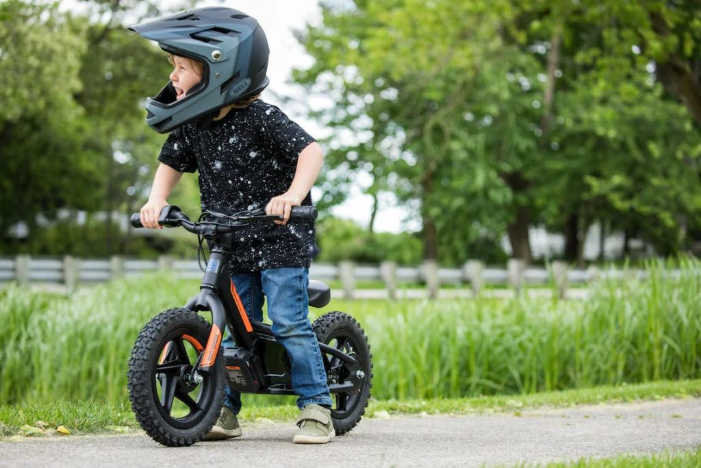 New Harley-Davidson IRONe electric bikes for kids, first look revealed.