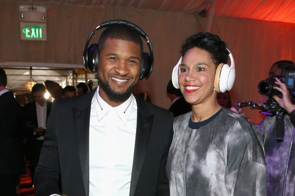 """Why Usher's Ex-Wife Tameka Foster Calls Him Her """"Best Mistake""""?"""