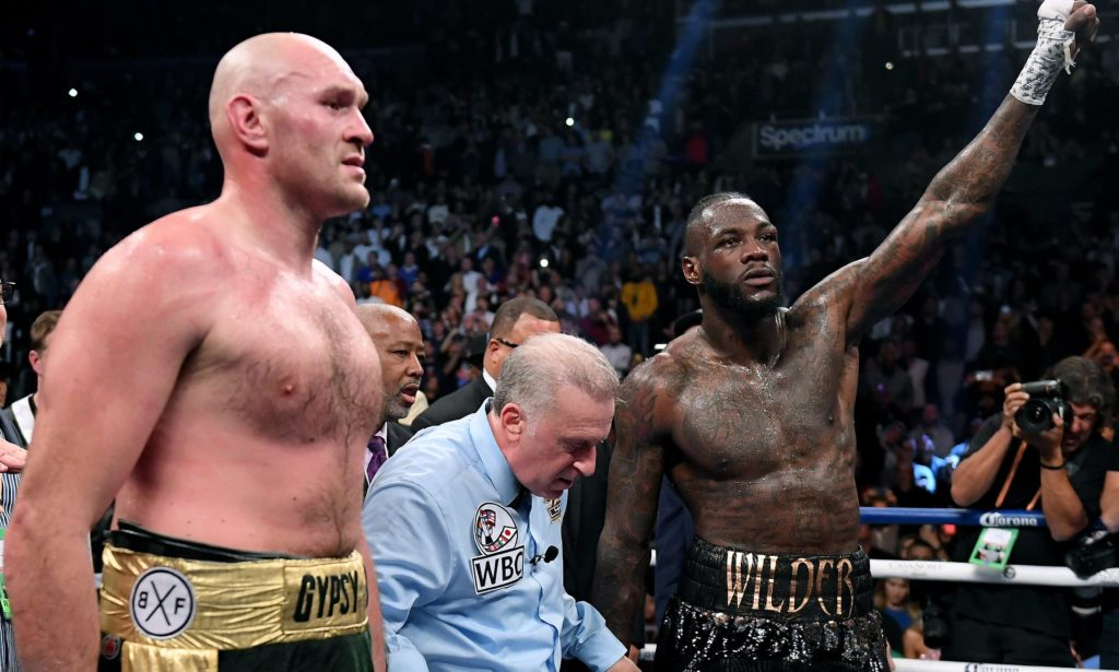 """, WWE Announces a replacement match for boxer """"Tyson Fury""""."""