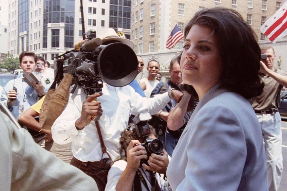 Monica Lewinsky Is Producing Third Installment Of FX's 'Impeachment: American Crime Story' Based On Clinton Scandal, Details Inside