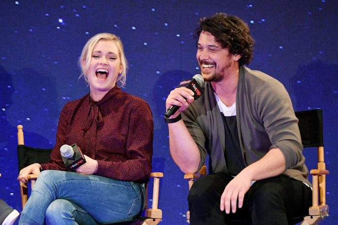 , What 'The 100' Season 7 Has In Box For The Newlywed Couple Eliza Taylor And Bob Morley
