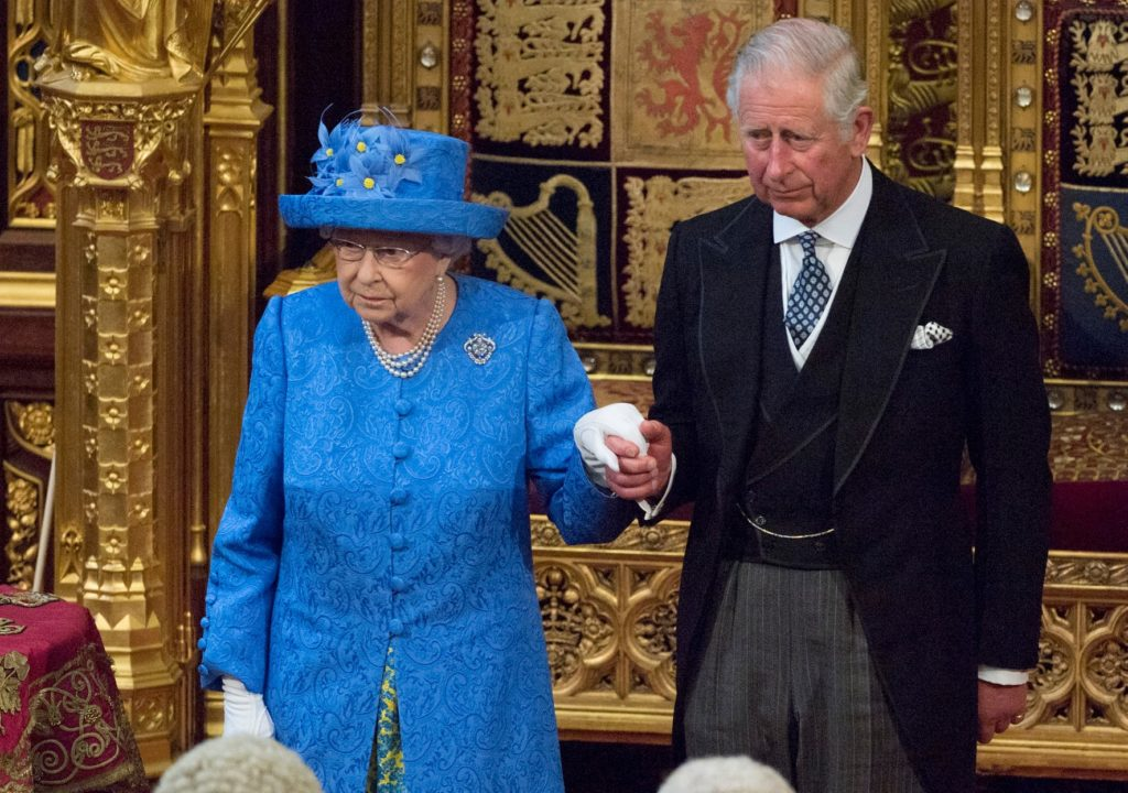 Prince William doing Preparation For Queen Elizabeth's Death, Prince Charles' Reign