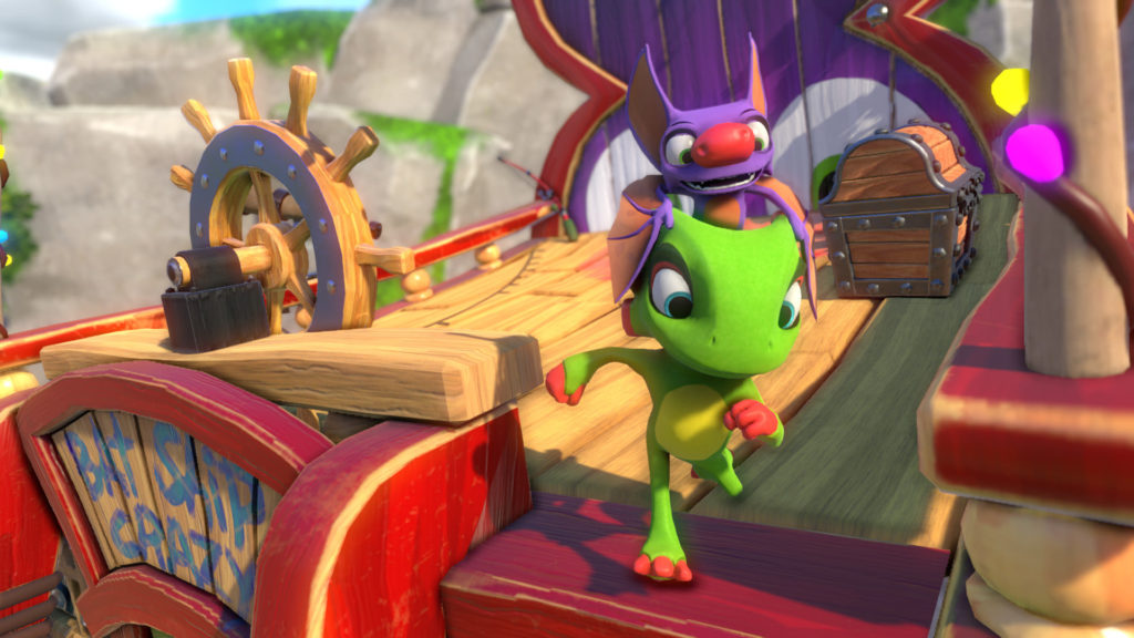 Playtonic Games- TheYooka-Laylee developer revealed to create more games based on the property