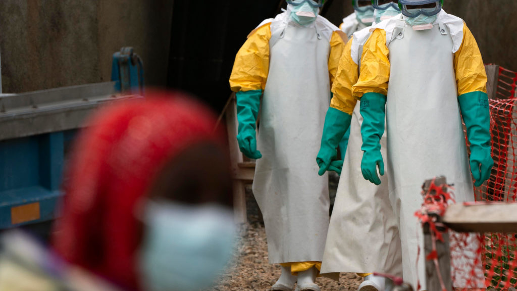 """""""Ebola in Congo still qualifies as international emergency"""" United Nations disclosed."""