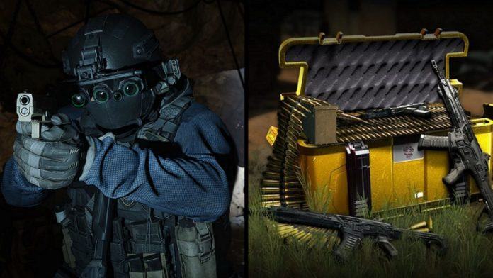 Call of Duty Modern Warfare Lootboxes