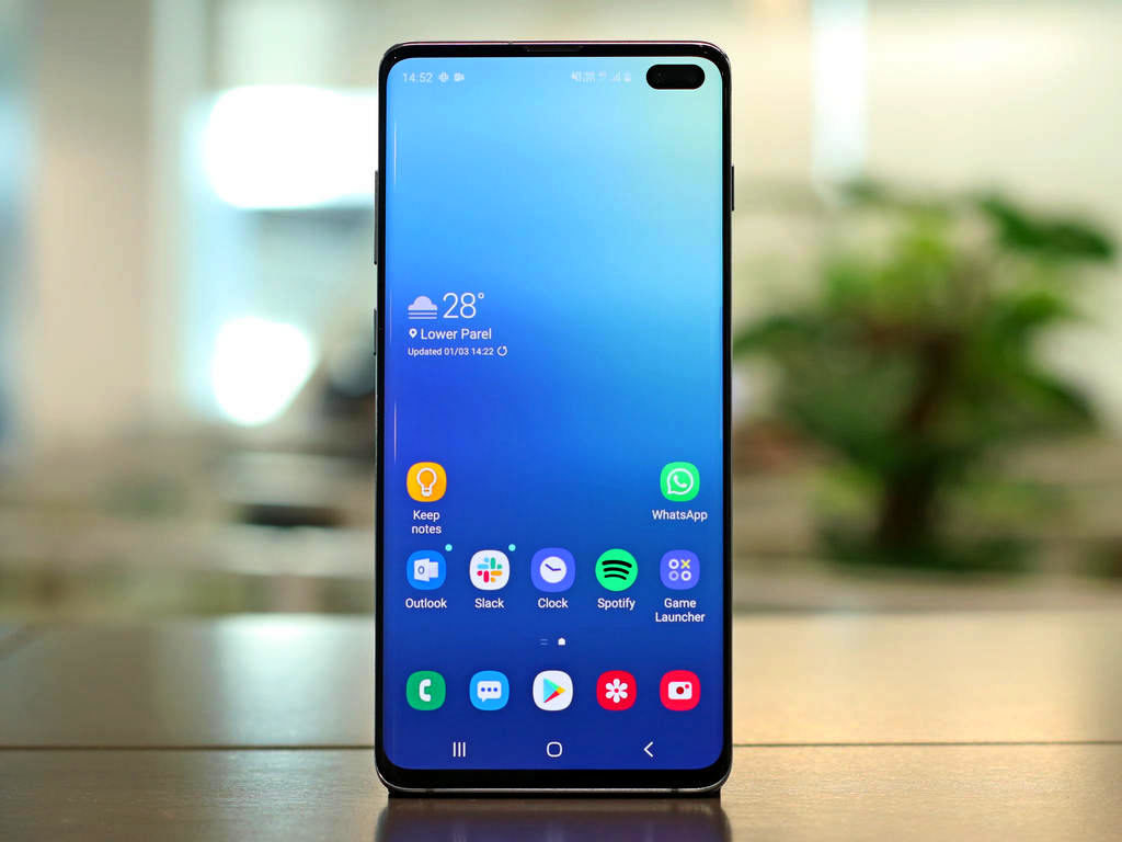 Samsung Released 'One UI beta' based on Android 10: Details inside