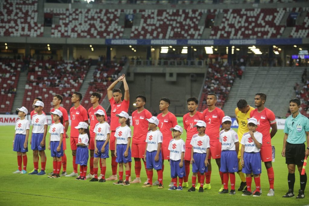 2034 World Cup: Singapore is a part of the five-nation ASEAN bid.