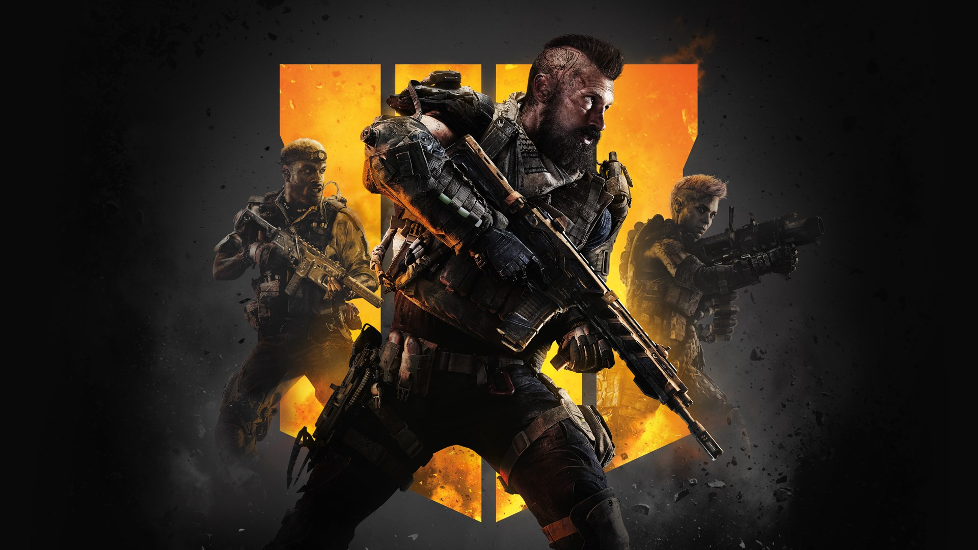 """NEWLY REVEALED """"CALL OF DUTY BLACK OPS 4' IS A FREE PC GAME"""