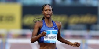USA's Dalilah Muhammad sets New world record in World Athletics Championships