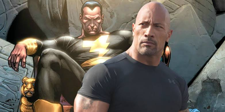 The Rock Reveals Black Adam, Production Start Month: Here are Every detail