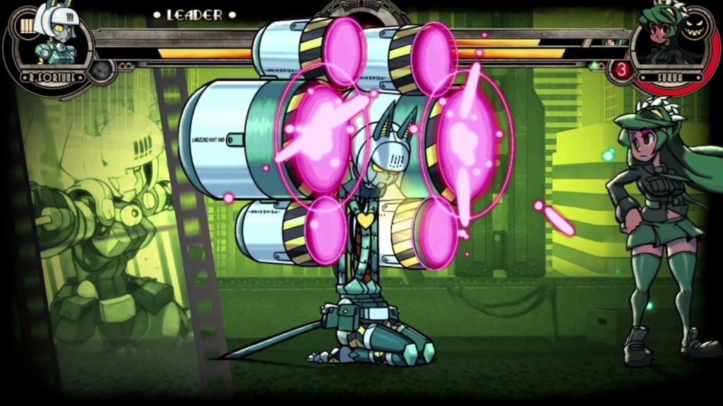 Skullgirls 2nd Encore Announced to be Launched for Switch in October