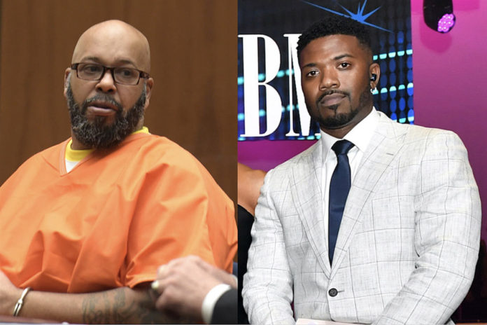 suge knight ray j death row records 1
