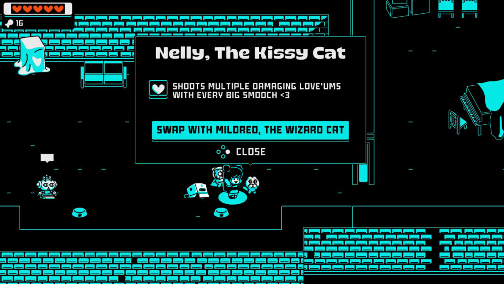 , VIZ Media Previews Cat Lady Game On Steam Early Access: What's new