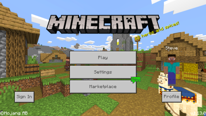 , Minecraft Updated version 1.13.0  Brings New Character, Fox and Other Editors to make it more interesting