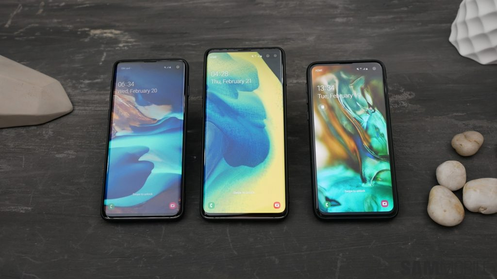 Update: Android 10 locking some Samsung Galaxy S10 users out of their own phones