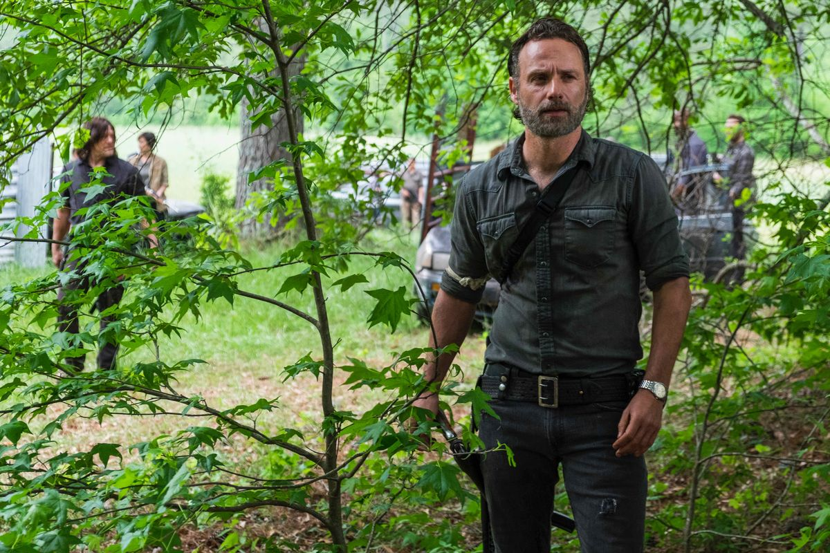 """The Walking Dead: Season 8 Episode 1 Review: """"Mercy'-When will be Episode 2 coming?"""
