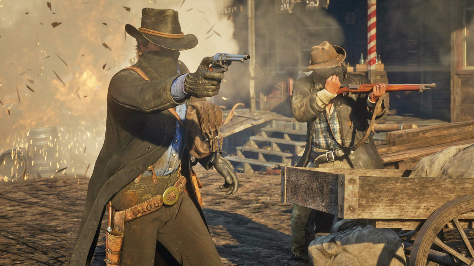 Rockstar Editor is coming to Red Dead Redemption 2 for consoles, and PC: Details inside