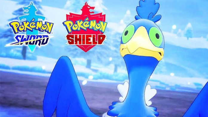 , New Pokemon and Sword Trailer Revealed New Items and More
