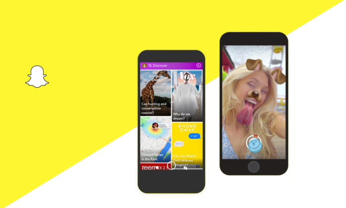 , Snapchat App Updated with  New, Free Drawing AR Option