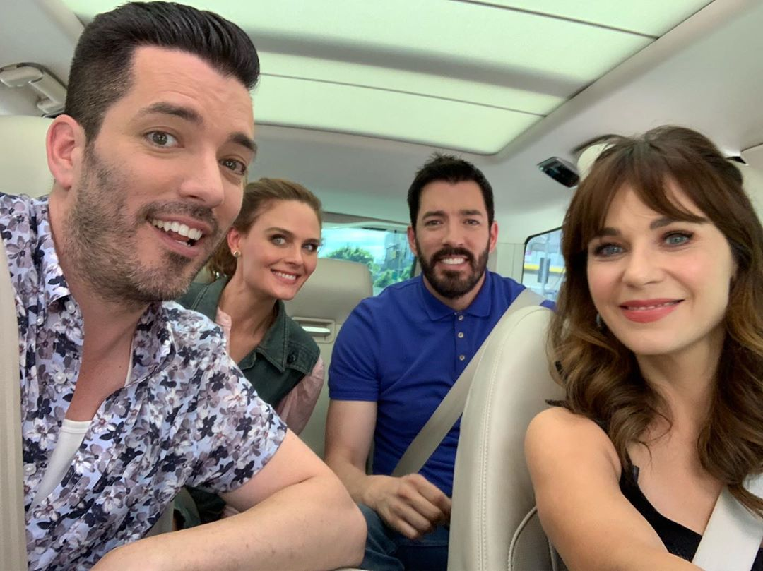 Zooey Deschanel's Romance With Jonathan Scott Actually Makes A Lot of Sense! Here's Why?