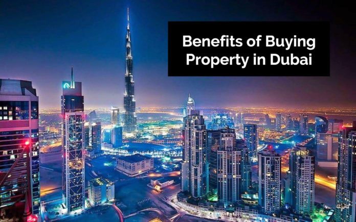 1 Benefits of Buying Property in Dubai