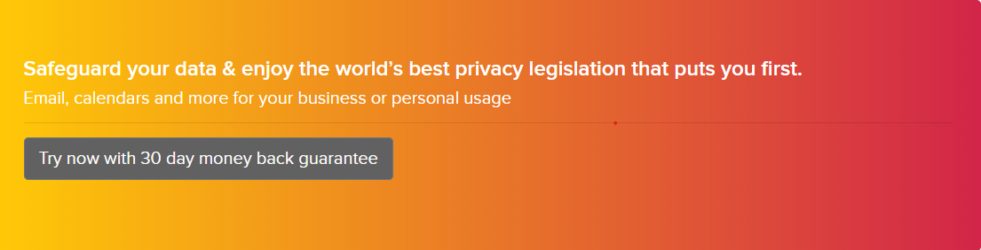 , Most Secure Email Provider 2020