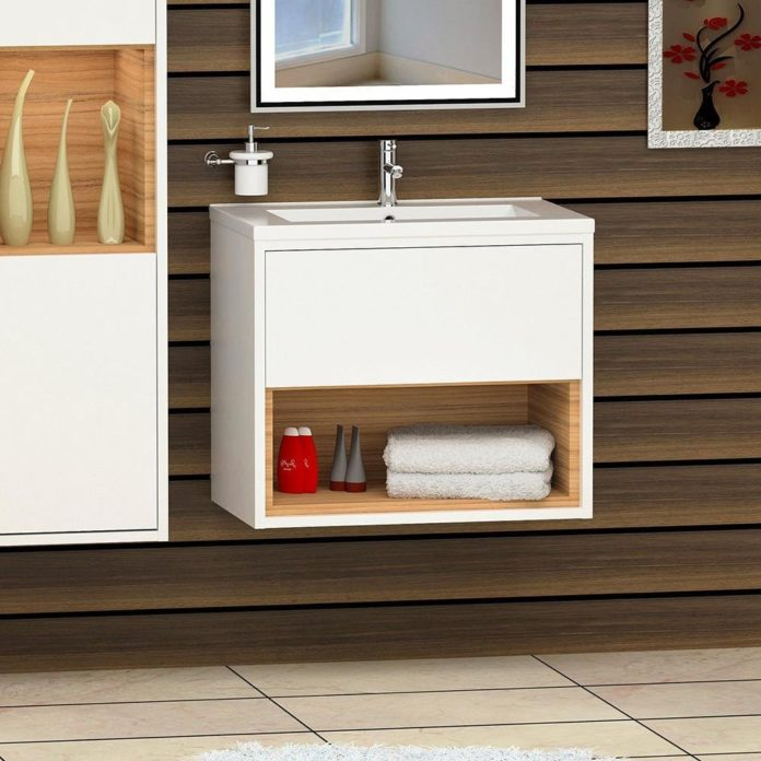 , Toilet vanity units is the new trend for bathroom