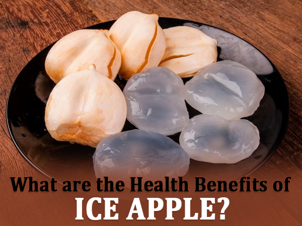 health benefits of ice apple