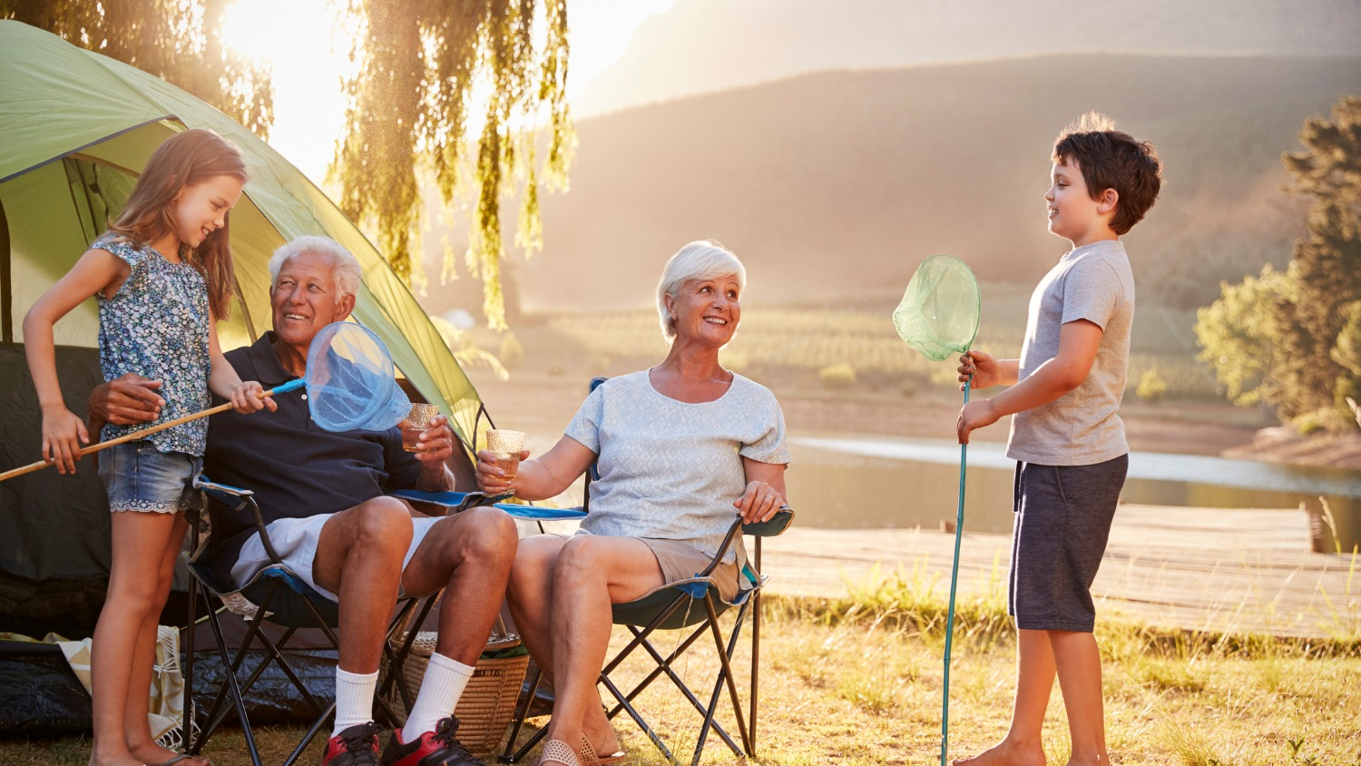 Sixty and Me 5 Fun Activities to Enjoy with Your Grandkids