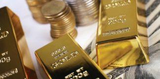 Gold metals