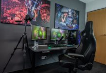 4 Top of gaming chairs
